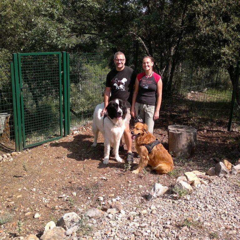L'équipe de Dog Ethik
