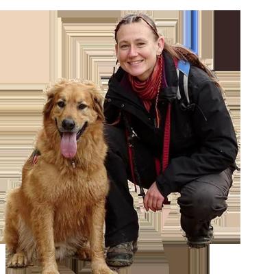 Sophie Duvet et Bacchus de Dog Ethik